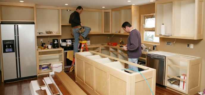 3 reasons why only professionals are fit for kitchen for Kitchen installation